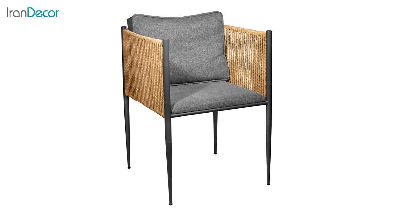 عکس صندلی فلزی جهانتاب مدل زنیت کد 4524