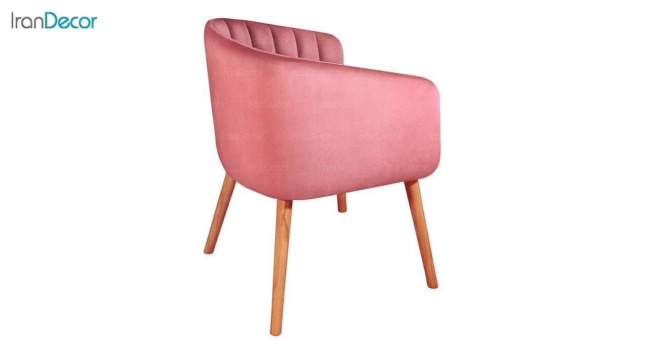 عکس صندلی دسته دار جهانتاب مدل شل کد 4523