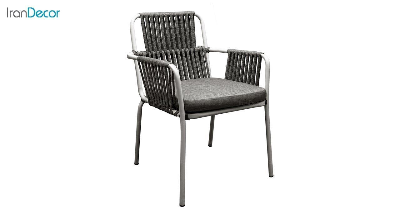 تصویر صندلی فلزی جهانتاب مدل فارما کد 2024
