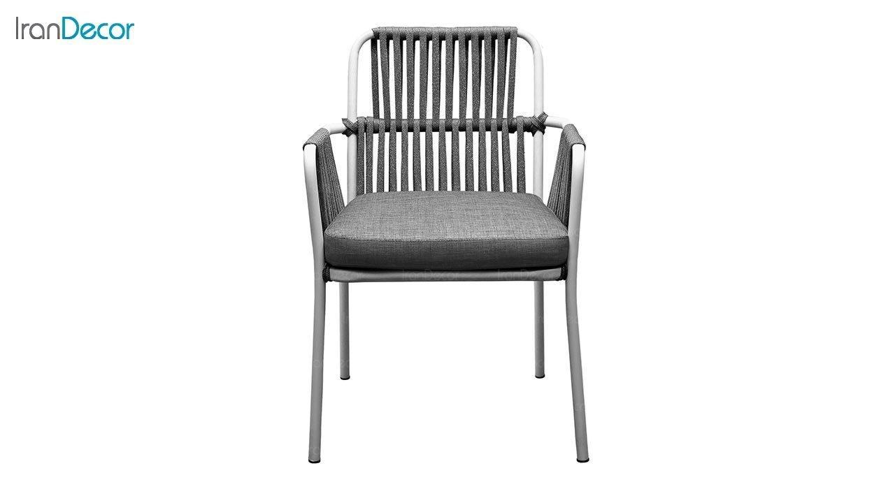 عکس صندلی فلزی جهانتاب مدل فارما کد 2024