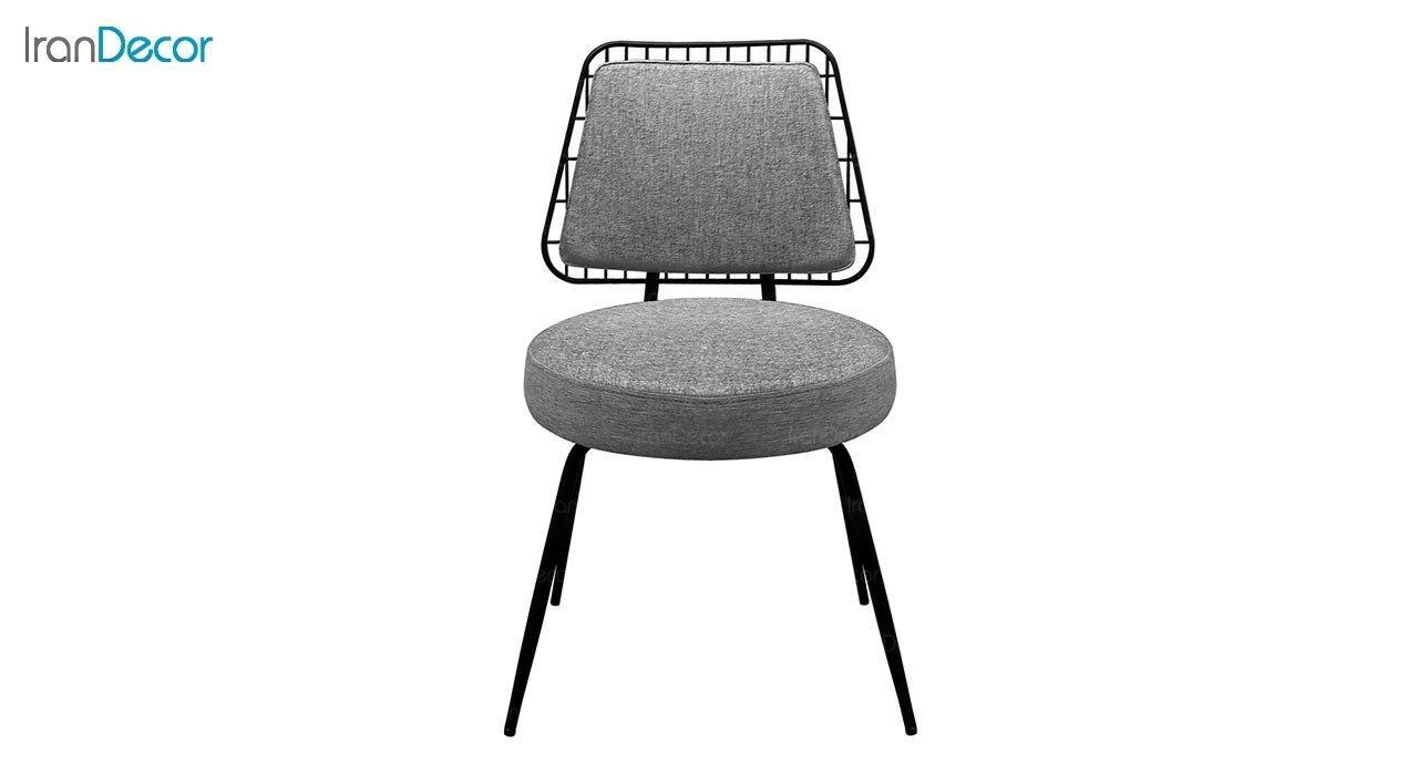عکس صندلی فلزی جهانتاب مدل فنسی
