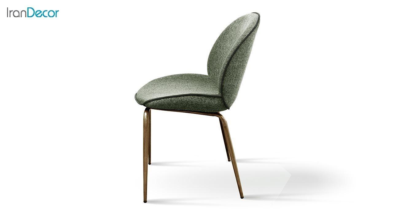 عکس صندلی فلزی جهانتاب مدل بیتل کد 2020