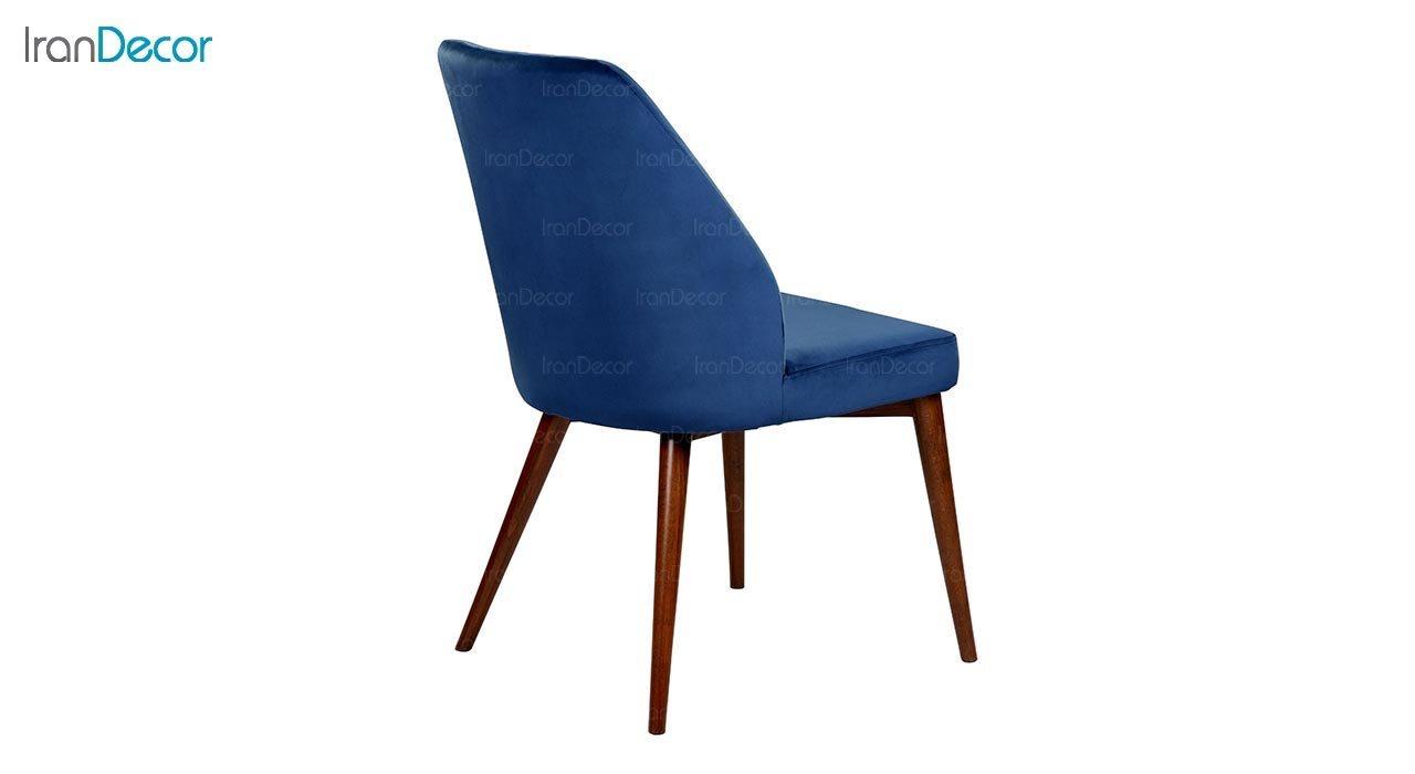 تصویر صندلی پایه چوبی جهانتاب مدل ورونا