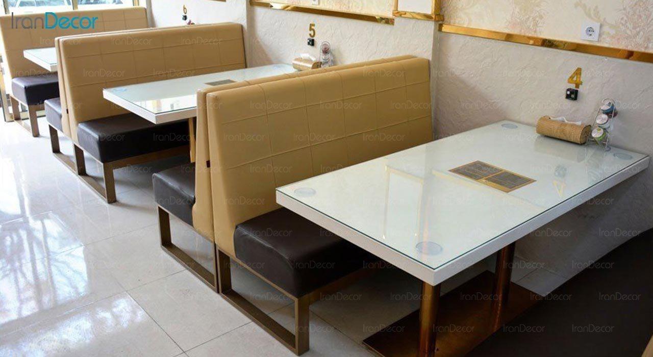 عکس کاناپه دو نفره جهانتاب مدل آستوریا کد 2261