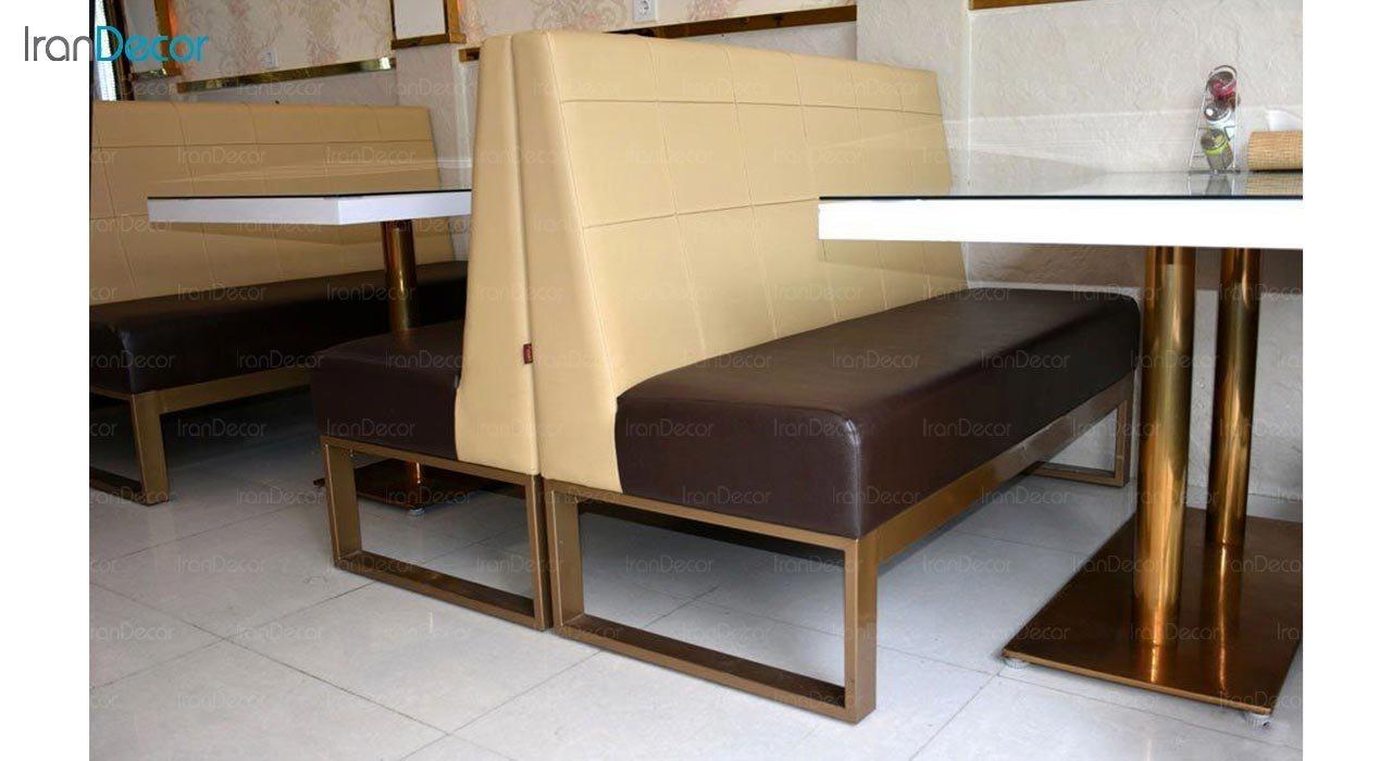 تصویر کاناپه دو نفره جهانتاب مدل آستوریا کد 2261