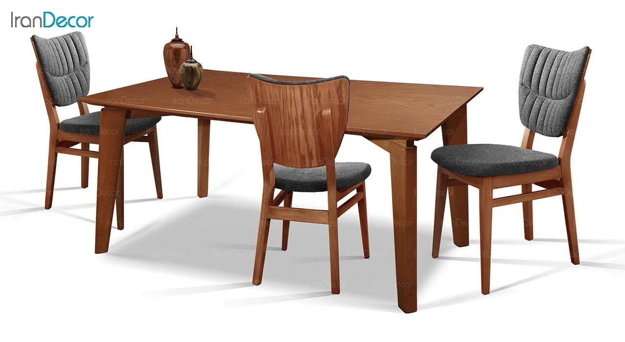 تصویر سرویس میز ناهار خوری جهانتاب مدل الکا