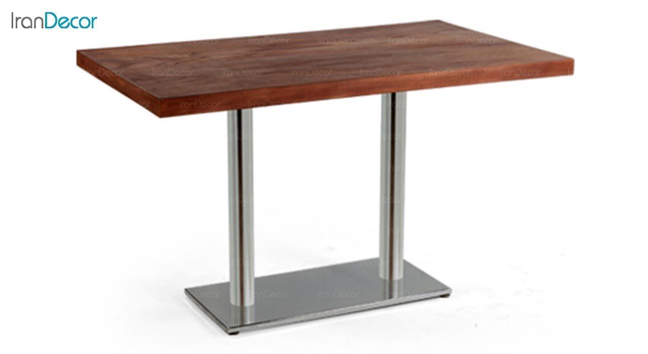 عکس سرویس میز ناهار خوری جهانتاب مدل 1037 با صندلی ویونا و کاناپه برلینو
